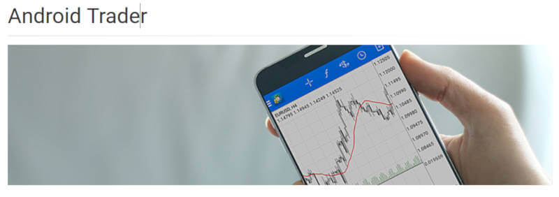 LMFX Android Trader